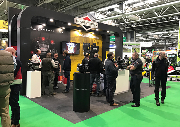 Briggs & Stratton at Saltex 2018