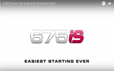675iS Series EXi Engine Push Button Start | ...