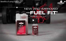 Benefits of Using Fuel Fit | Briggs & Stratton