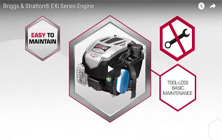 Briggs & Stratton® EXi Series Engine | Briggs &...