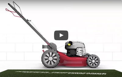 Platzsparende Innovation | Briggs & Stratton