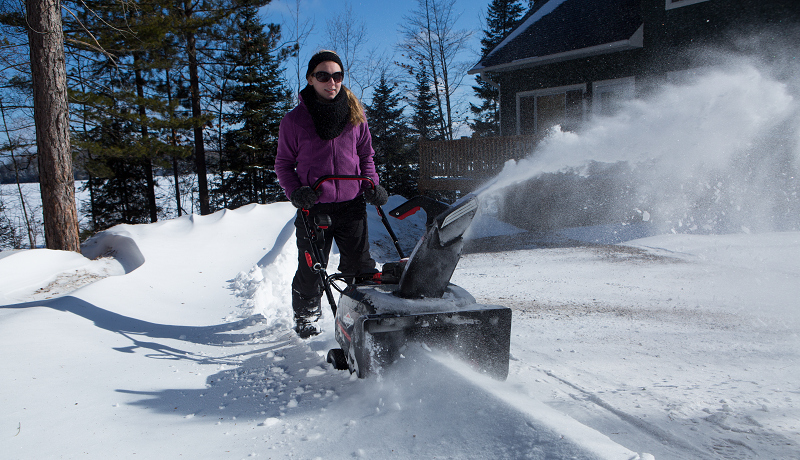 Snow Blowers options