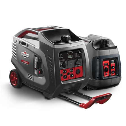 Portable and Standby Generators by Briggs & Stratton