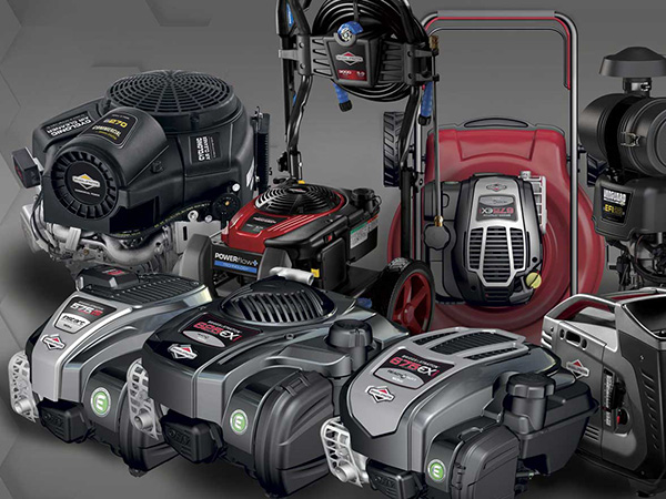 Briggs & Stratton Produktinnovationen