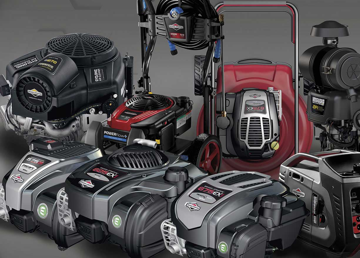Briggs & Stratton Product Innovations