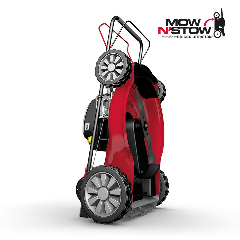 Mow n Stow-Technologie Motor
