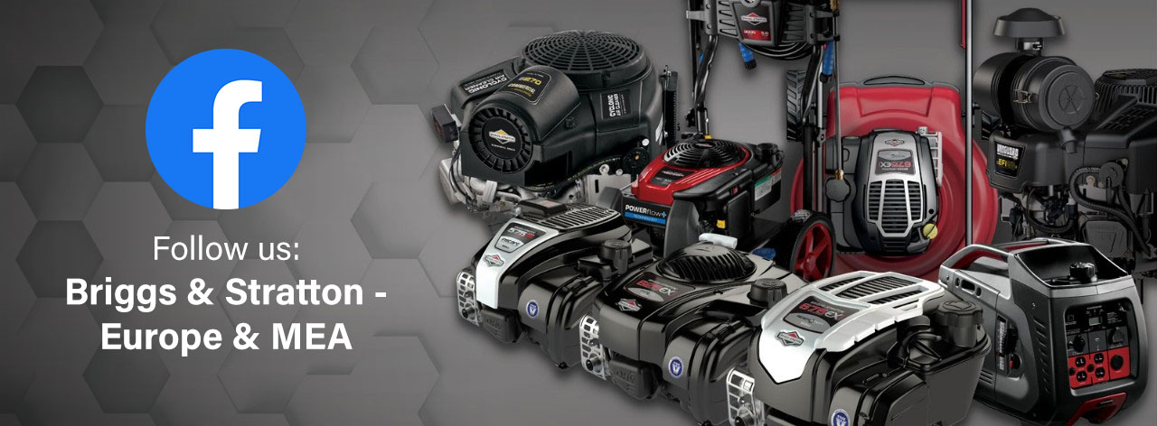 Facebook: Briggs & Stratton - Europe & MEA