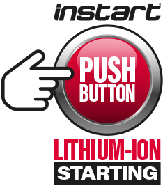 InStart push button