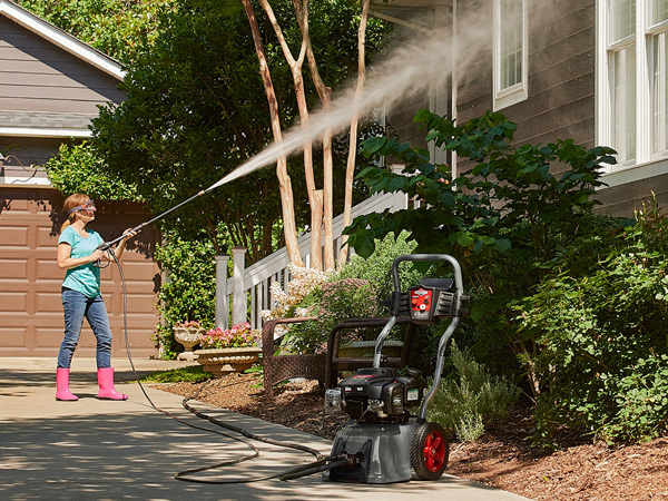 Pressure Washers Buying Guide