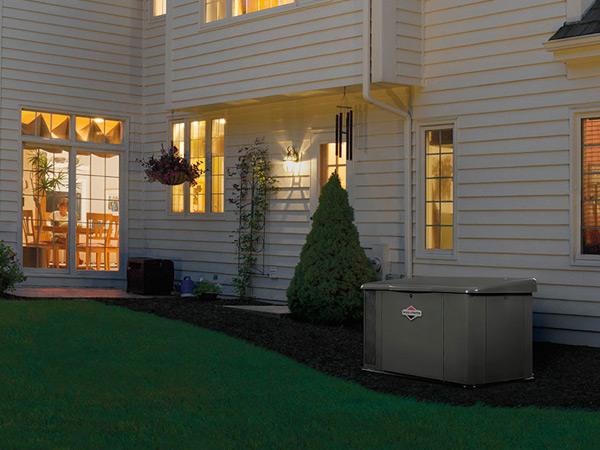 Briggs and Stratton Standby Generators