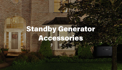 Standby Generator Accessories