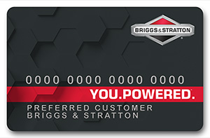 Power credit card
