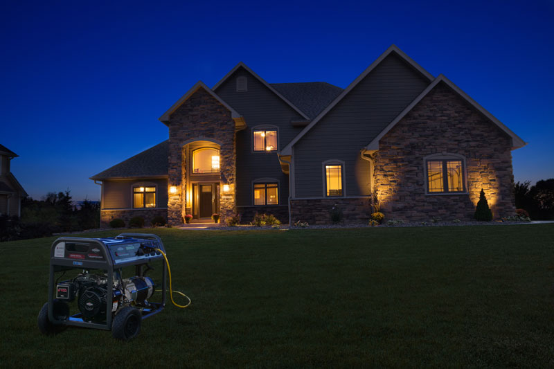 Portable generator buying use guide briggs stratton portable generator home backup ccuart Image collections