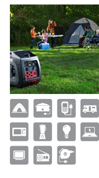 Portable Generator Briggs and Stratton