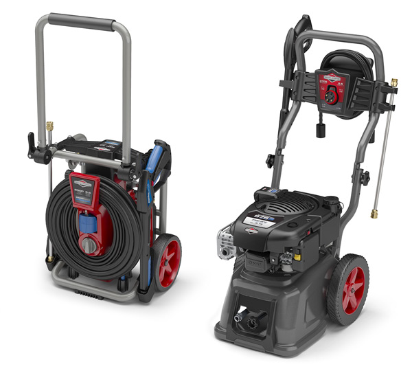 Gas versus Electric Pressure Washers