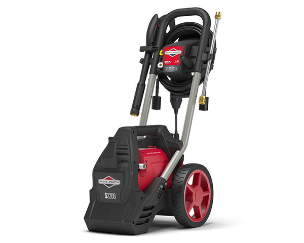 Learn More About The Electric Powered Briggs & Stratton Pressure Washers