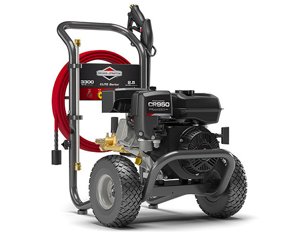 Learn More About The Gas Powered Briggs & Stratton Pressure Washers