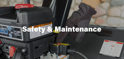 Safety & Maintenance