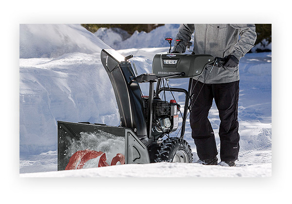 Where to Buy a Snow Blower