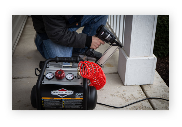 Air Compressor Nailer