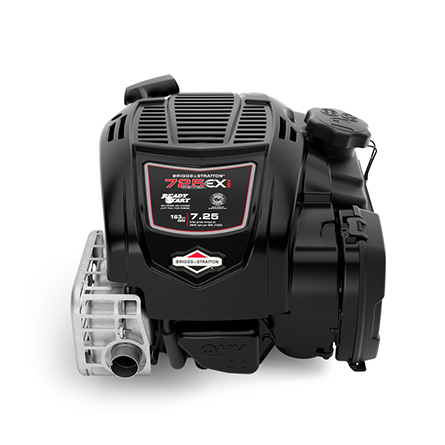 Briggs & Stratton Just Check & Add™ Engine Technology