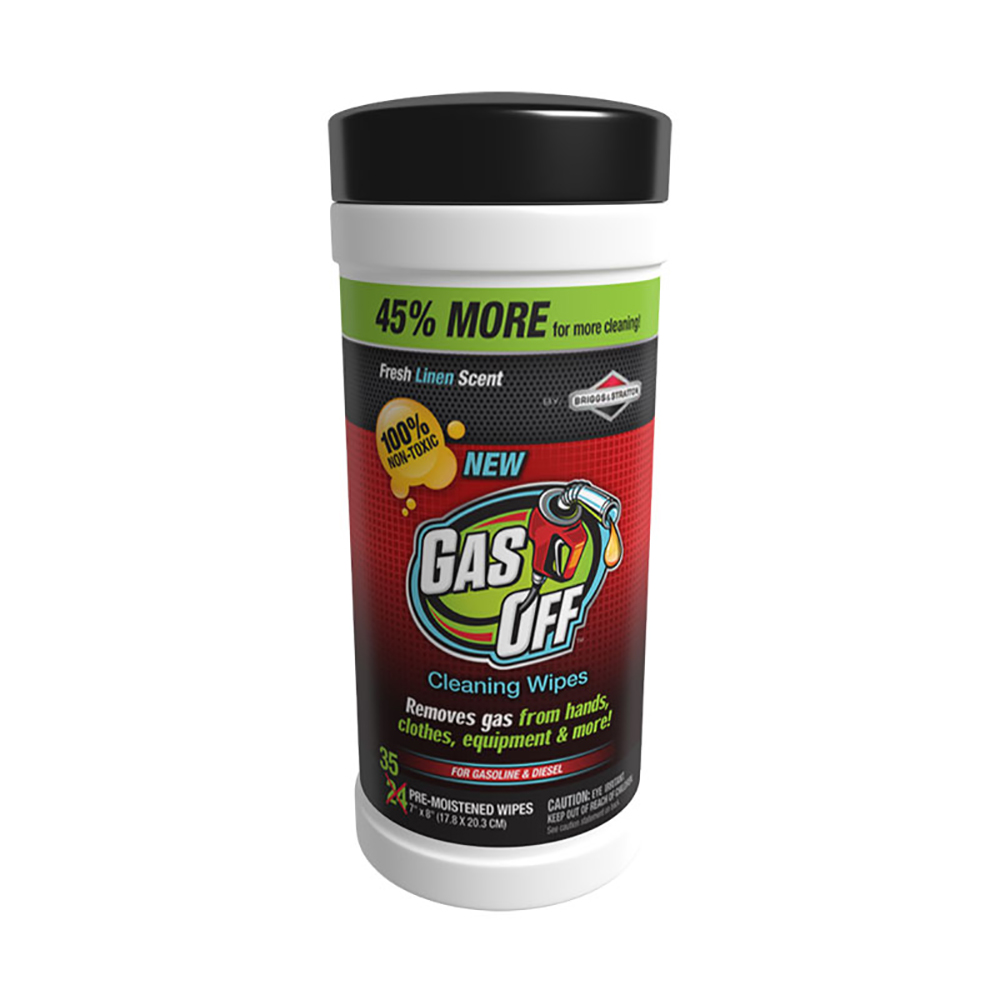 Gas Off 35-count Canister