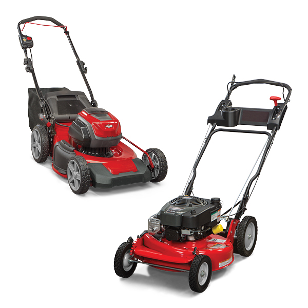 How to Choose a Gas or Electric Push Mower | Briggs & Stratton