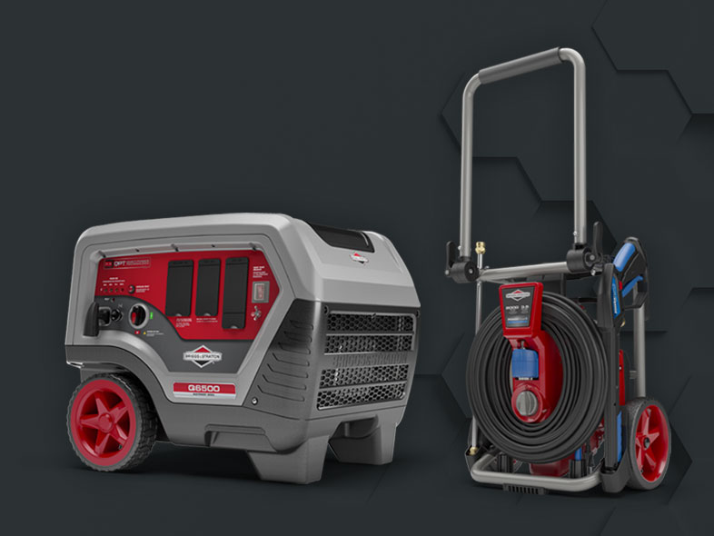 Pressure Washers and Portable Generators