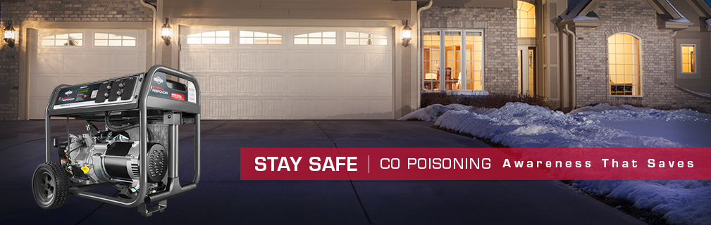 """Portable Generator CO Poisioning Awareness Safety First During a Power Outage"