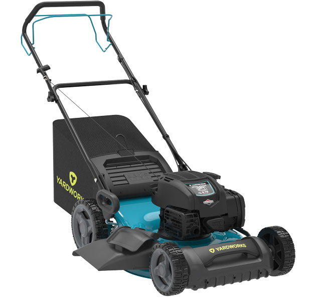 Quiet Power Mower
