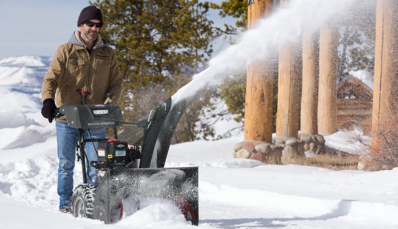 Winter Takeover | Briggs & Stratton