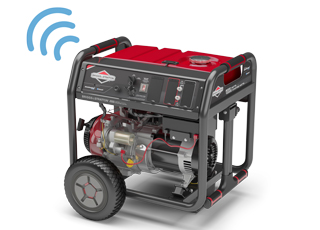 Briggs and Stratton Bluetooth Portable Generator