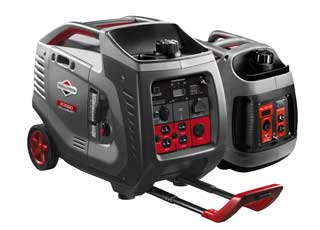 Briggs and Stratton Inverter Generator Power Smart
