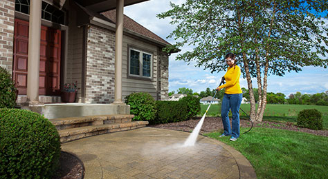 PRESSURE WASHER INNOVATIONS
