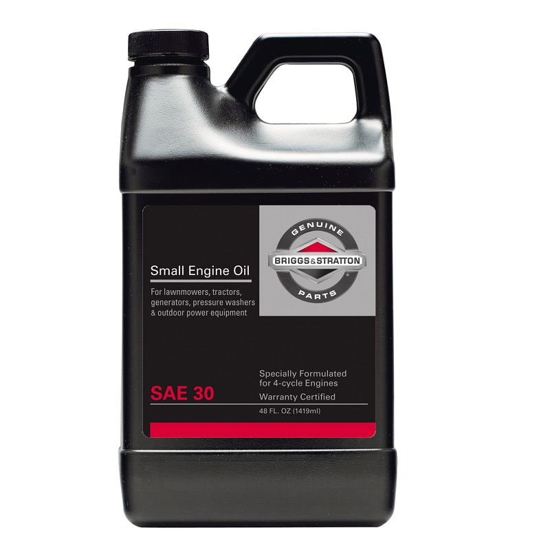 Lawn Mower Oil (48 Fl. oz.) by Briggs & Stratton