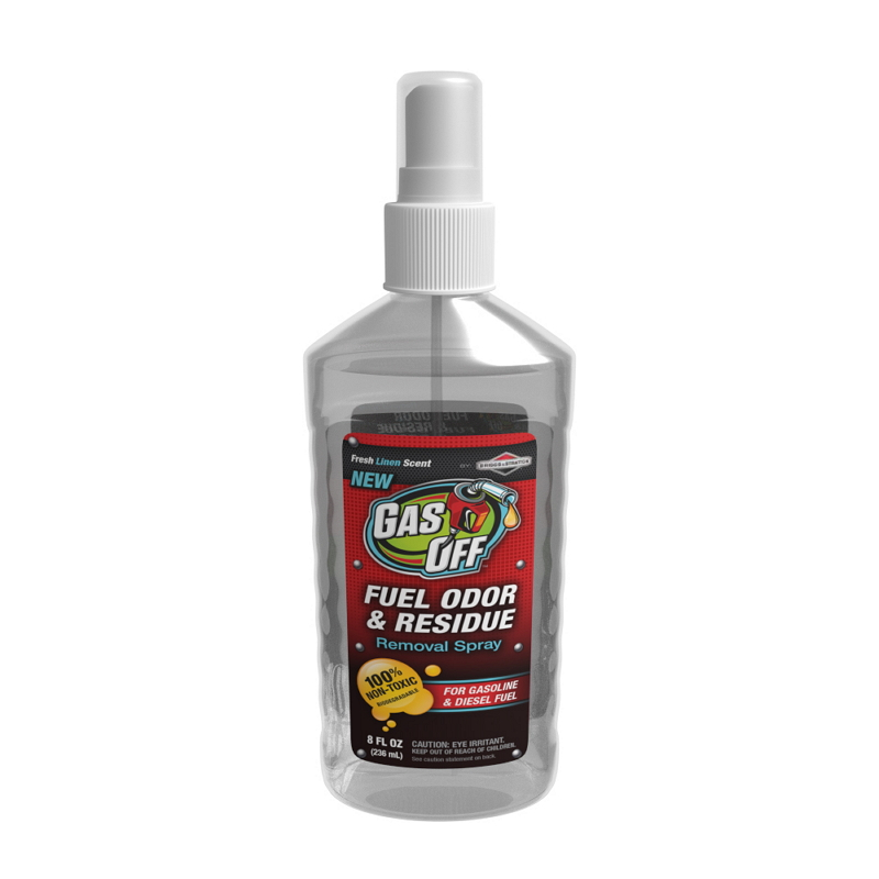 Gas Off 8oz Spray Bottle