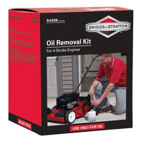 Oil Removal Kit by Briggs & Stratton