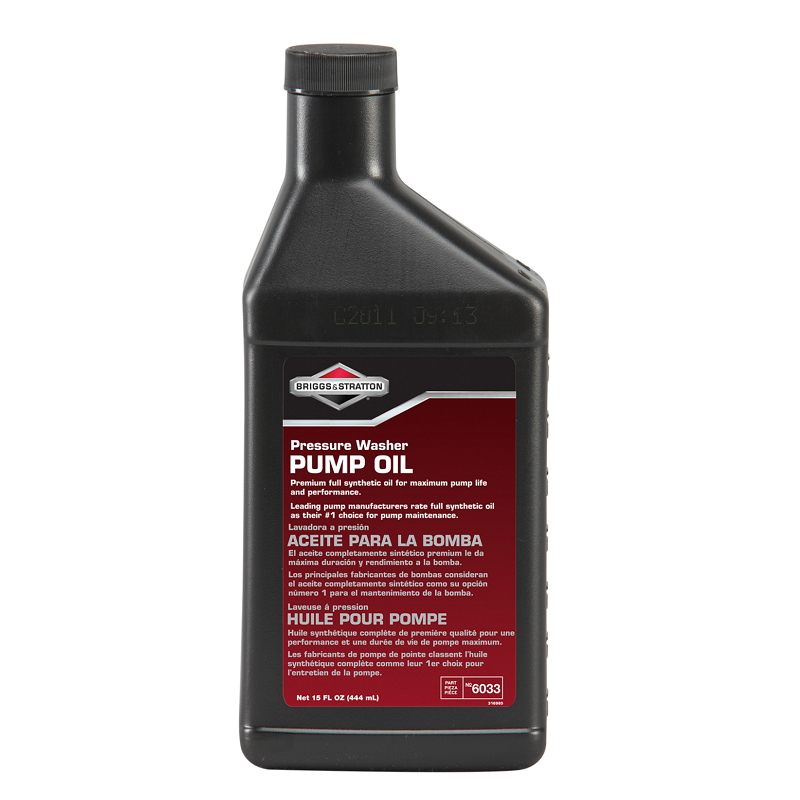 Pressure Washer Pump Oil by Briggs & Stratton
