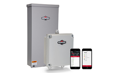 Briggs & Stratton Launches Smart Power Management for Standby