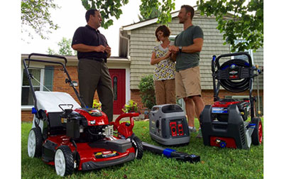 BASCO Provides Innovative Products For Toro Contest | Briggs &amp&#x3b; Stratton News