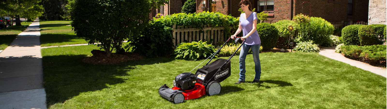 Briggs & Stratton OEM Push Mowers