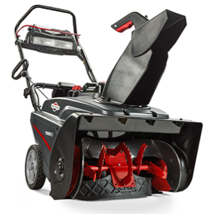 "22"", 11.50 Gross Torque* Single-Stage Snowblower with ..."