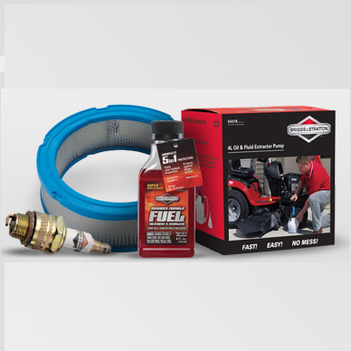 Briggs& Stratton Maintenance and Repair Parts