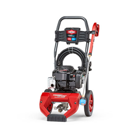 Briggs & Stratton 2800 Max PSI / 3.5 Max GPM Gas Pressure Washer