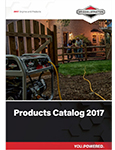 Briggs & Stratton Digital Product Catalog- English