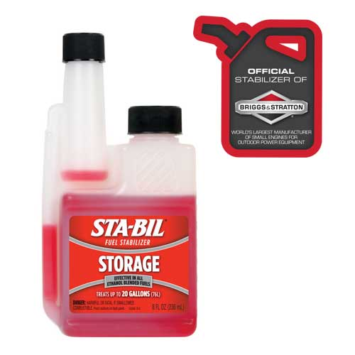 Fuel recommendations for Briggs and Stratton engines