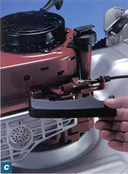 Inspect Small Engine Brake Replacement