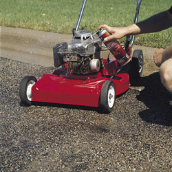 Clean Small Engine Debris by Briggs and Stratton