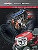 Repair Manual Contaning Wiring Diagram by Briggs & Stratton