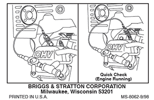 ignition_sys_2 how to test and repair ignition system problems? briggs & stratton briggs and stratton model 42a707 wiring diagram at creativeand.co